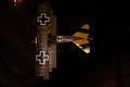 Fokker Dr.I inverted Early Years NMUSAF 25Sep09 (14413264638).jpg