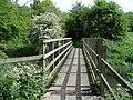 Footbridge across the Thames - geograph.org.uk - 436560.jpg