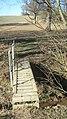 Footbridge near Crosscutfield Shaw - geograph.org.uk - 1747689.jpg