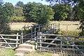 Footbridge near Kilndown Wood - geograph.org.uk - 1512945.jpg