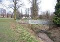Footbridge over 'The Slade' - geograph.org.uk - 1757668.jpg
