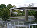 Footbridge over Tring By-pass - geograph.org.uk - 565756.jpg