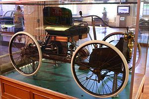 English: Ford Quadricycle by DougW of Remarkab...