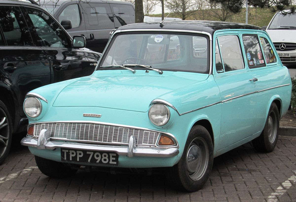 Форд Англия 105Е универсал
