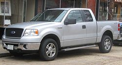 2007–2008 Ford F-150 extended cab