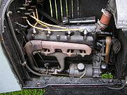 T-fordens sidventilmotor
