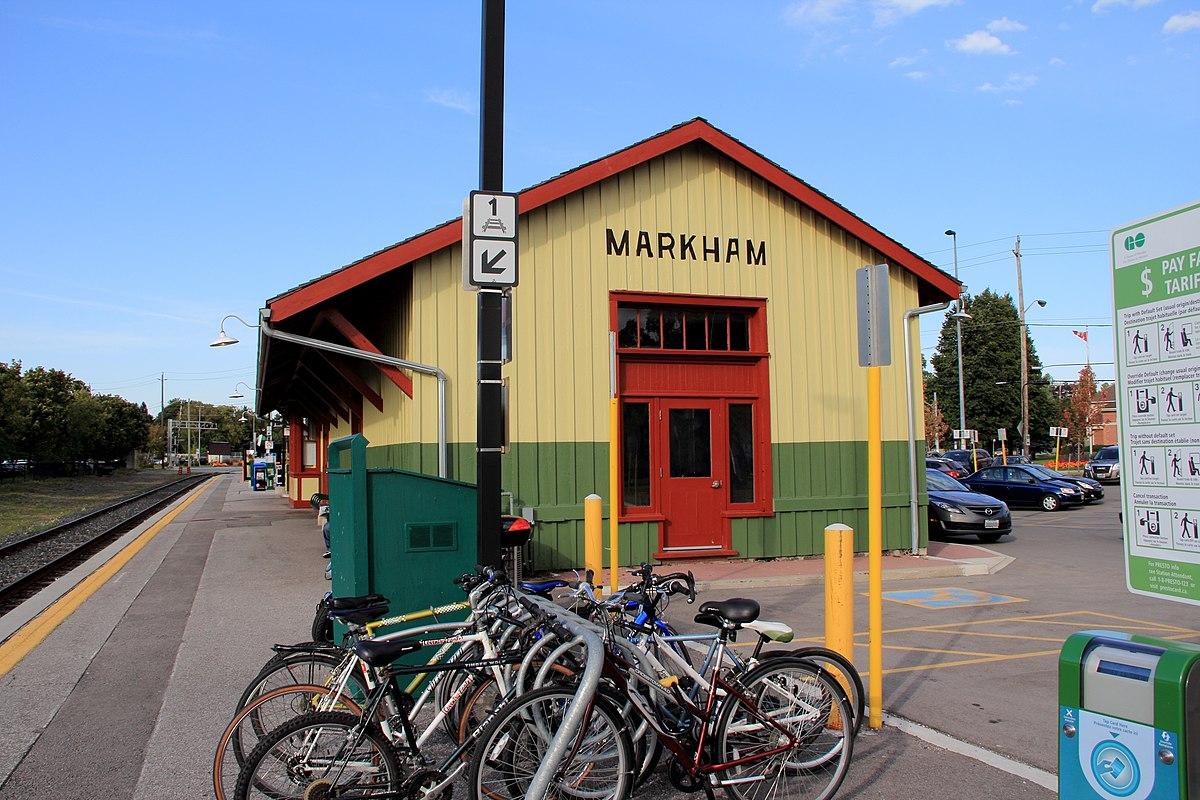 Markham Go Station Wikipedia