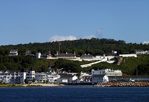 Fort Mackinac 2008