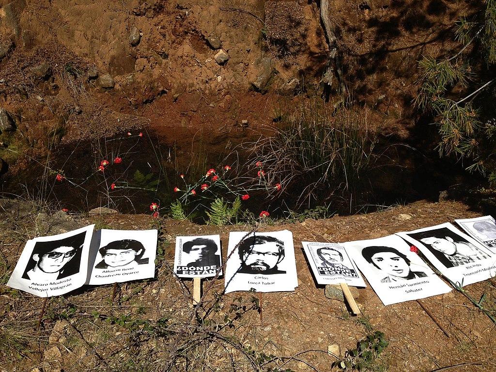 Fosa en Colonia Dignidad detenidos desaparecidos