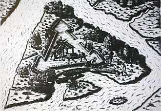 Fort Caroline - Founding of Fort Caroline