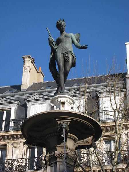 File:Fountain detail 2 - Place André Malraux, Paris.JPG