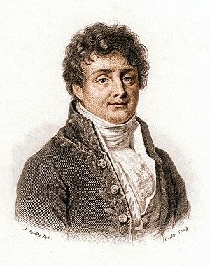 Joseph Fourier - Jean-Baptiste Joseph Fourier