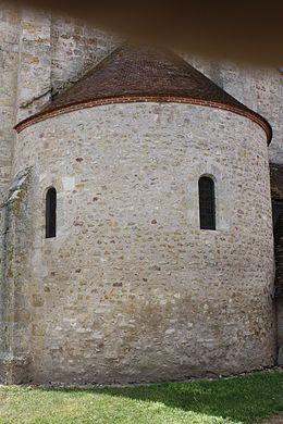 Saint En Puisaye Ville