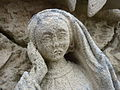 Fr Grand Good wife and good mother gravestone Woman face detail.jpg