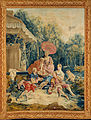François Boucher (French, Paris 1703–1770 Paris) - The Collation from a set of the Italian Village Scenes - Google Art Project.jpg