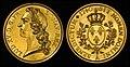 France 1740-A Ecu in Gold (Louis15) Essai.jpg
