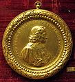 Francesco bertinetti, med. di michel le tellier, 1684, bronzo dorato.JPG