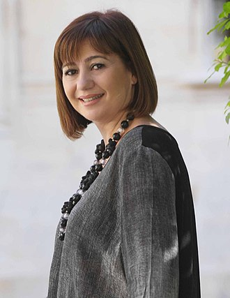 President of the Balearic Islands - Image: Francina Armengol