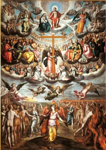 "Lo Judici Final (""The Last Judgment""..."