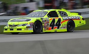 Automobile Racing Club of America - Image: Frank Kimmel 44 2013 Scott 160 ARCA race at Road America
