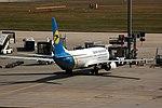 Frankfurt - Airport - Ukraine International Airlines - Boeing 737-8HX - UR-PSD - 2018-04-02 14-27-45.jpg