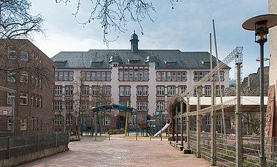 Frankfurt Moselstraße 11.Karmeliterschule.20130328.jpg