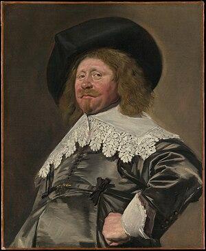 1638 in art - Frans Hals – Claes Duyst van Voorhout