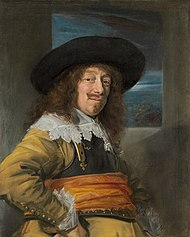 Portrait of a Member of the Haarlem Civic Guard