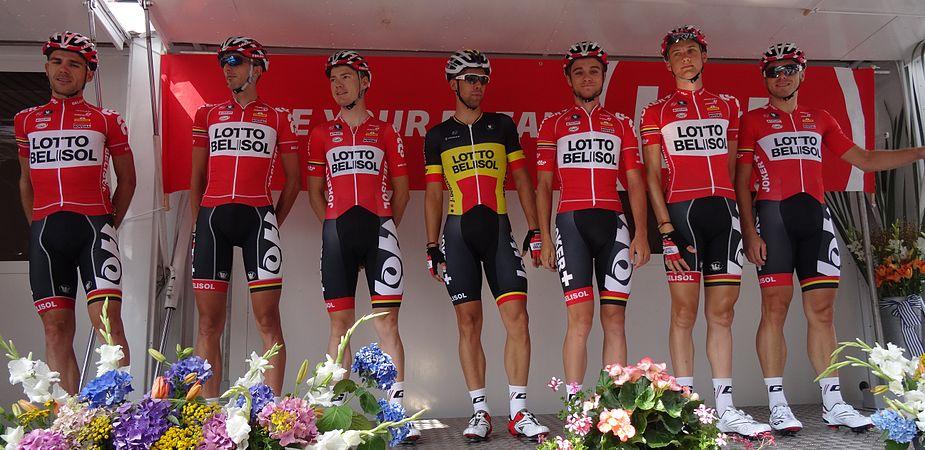 Frasnes-lez-Anvaing - Tour de Wallonie, étape 1, 26 juillet 2014, départ (B099).JPG