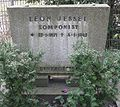 Friedhof Wilmersdorf - Grab Leon Jessel.jpg