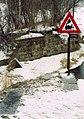 Frydlant hermanice railway commemorative sign.jpg