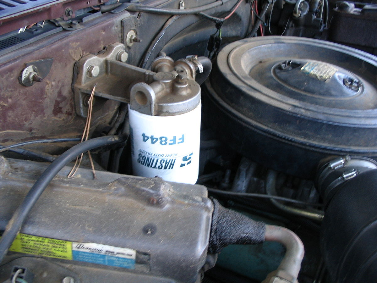 engine fuel filters fuel filter - wikipedia #2