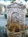 Fuente de Cuarzo Rosa en el Parque de San Antón (Plasencia).jpg