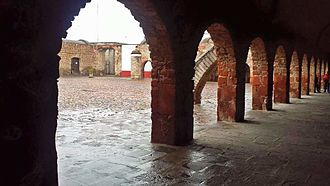 Ojuelos de Jalisco - Overview of the Ojuelos Fortification