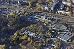 Gödöllő, Autóbusz-állomás fentről.jpg