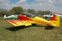 G-RVAN - RV6 - Not Available