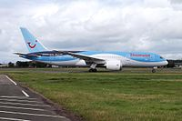 G-TUIB - B788 - TUI Airways