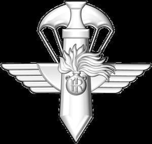 Gruppo di intervento speciale - Image: G.I.S. Gruppo di Intervento Speciale Stemma