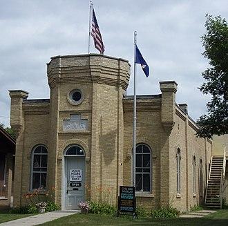 Grand Army of the Republic Hall (Litchfield, Minnesota) - Image: GAR Hall Litchfield