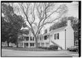 GENERAL VIEW FROM THE EAST - Fort Monroe, Quarters No. 1, 151 Bernard Road, Hampton, Hampton, VA HABS VA,28-HAMP,2A-4.tif