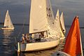 GO Fleet sunset sailing start (2612357147).jpg