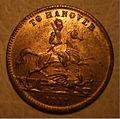 GREAT BRITAIN, VICTORIA 1837 -HANOVER TOKEN a - Flickr - woody1778a.jpg