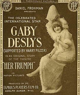 <i>Her Triumph</i> 1915 film