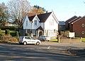 Gaer Fach Lodge, Newport - geograph.org.uk - 2153794.jpg