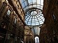 Galleria Vittorio Emanuele III , Milan , Italy - panoramio (2).jpg