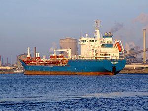 Gan-Sword, Port of Amsterdam, 13Dec2008 pic4.JPG