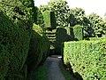 Garden of Montacute House (geograph 2080713).jpg