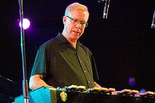 Gary Burton American vibraphonist