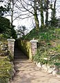 Gateposts, Oldway Mansion, Paignton - geograph.org.uk - 696675.jpg