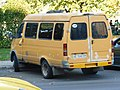 Gazelle van from the back; Dnipro, Ukraine; 13.10.19.jpg